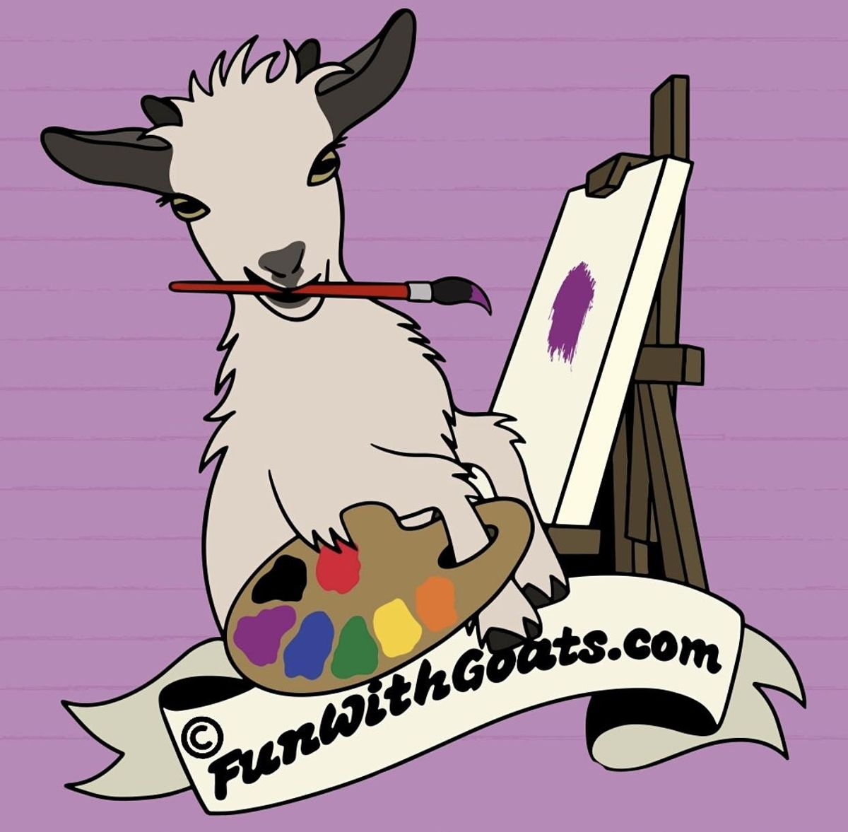 Painting with Goats, 31 August | Event in Virginia Beach | AllEvents.in