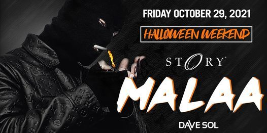 Malaa STORY - Fri. October 29th, 29 October | Event in Miami Beach | AllEvents.in