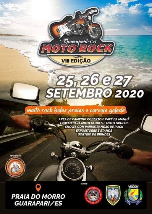 8 Edio do Guarapari Moto Rock