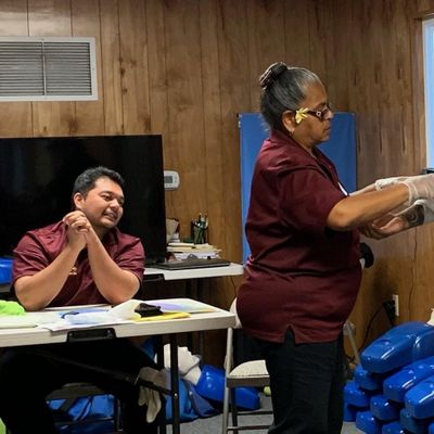 Redwd City Red Cross CPR-FA-AED Instructor Training A Two-Day FUN Intensive