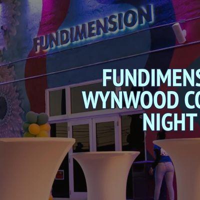 Fundimension Wynwood Comedy Night