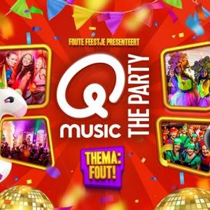 Qmusic The Party FOUT - Maastricht