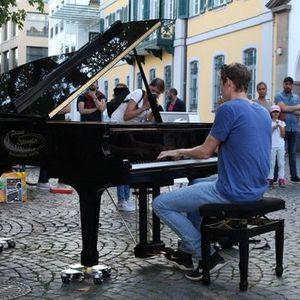 OPEN PIANO in Bonn (Mnsterplatz)