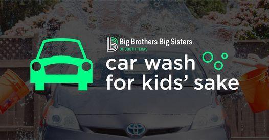 Car Wash for Kids' Sake, 11 July | Event in Boerne | AllEvents.in