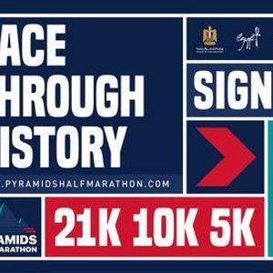 Pyramids Half Marathon 2021