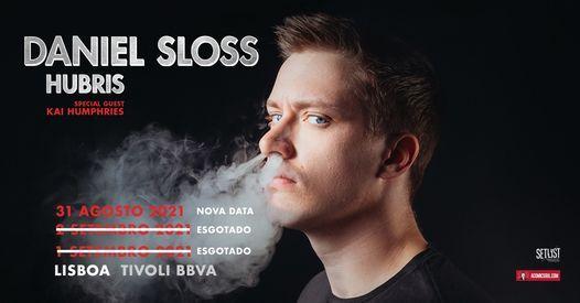 Daniel Soss - Lisboa - Tivoli BBVA, 31 August | Event in Odivelas | AllEvents.in