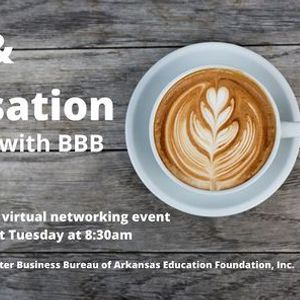 Coffee and Conversation Cybersecurity