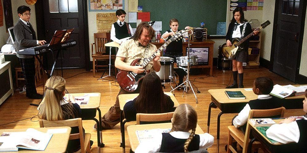 Queens Drive-In: School of Rock, 8 November | Event in Corona | AllEvents.in