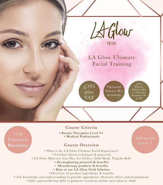 La Glow Ultimate Facial Training