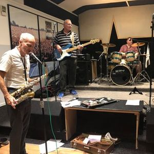 Phoenix Blues Band live at the Wrestlers