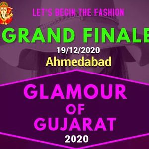 Glamour of Gujarat 2020 Grand Finale on 19122020