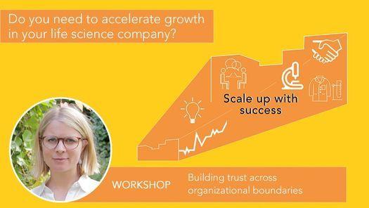 Workshop: Building trust across organizational boundaries (online), 12 March | Event in Lund | AllEvents.in