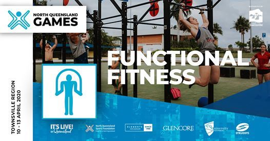 Functional Fitness 2020 NQ Games