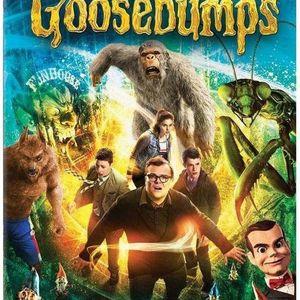 Drive In Films presents Goosebumps