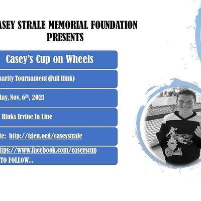 Caseys Cup on Wheels