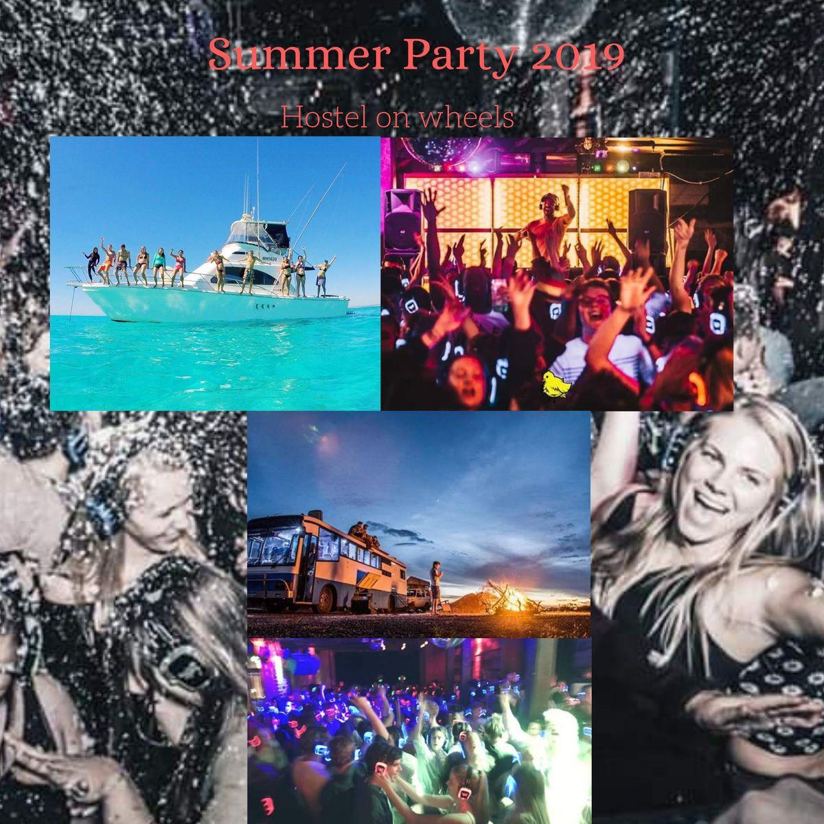 Summer Party 2019 AUSTRALIA