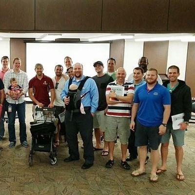 BOOT CAMP FOR DADS at Advent Health in Winter Park [APR 24 2020]