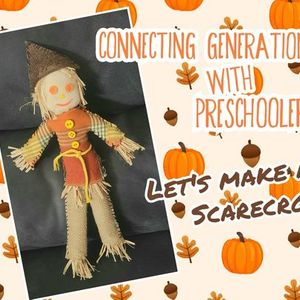 Connecting Generations with Preschoolers
