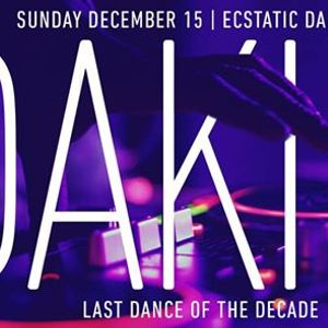 Ecstatic Dance LA  DJ Dakini
