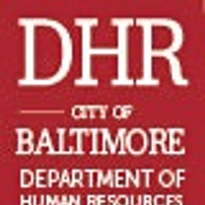 City of Baltimore - DHR Learning & Development Registration Site