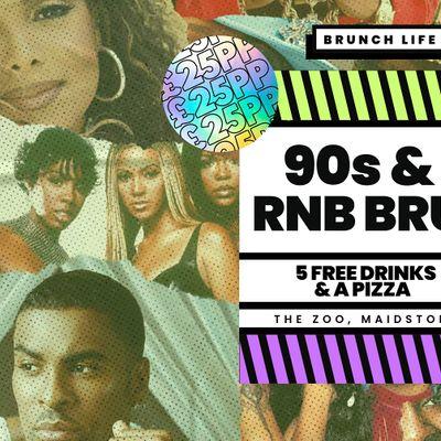 90s vs 00s RnB vs Hip Hop Throwback Brunch