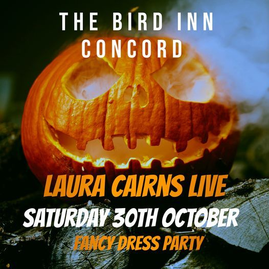 Halloween Night Special with Laura Cairns, 30 October | Event in Washington | AllEvents.in