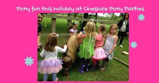Pony Open Afternoon Frozen theme 14.50 per child