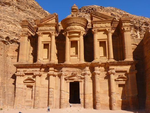 A Virtual Guided Tour of Petra and Amman Jordan | Online Event | AllEvents.in