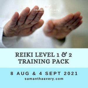Usui Reiki 1 and 2