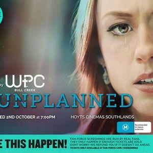 Unplanned - Hoyts Southlands
