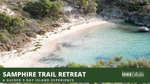 Samphire Rottnest | Trail Retreat, 19 September | Event in Kwinana Beach | AllEvents.in