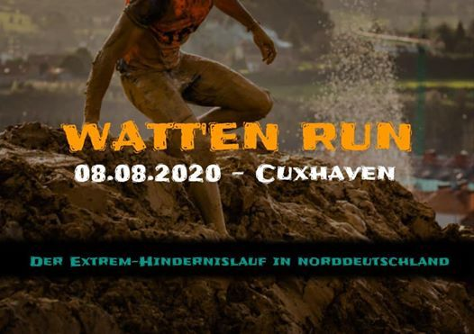 Watten RUN-Der Extrem-Hindernislauf in CuxhavenNorddeutschland