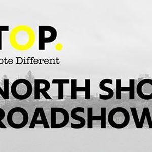 TOP North Shore Roadshow - The Encore