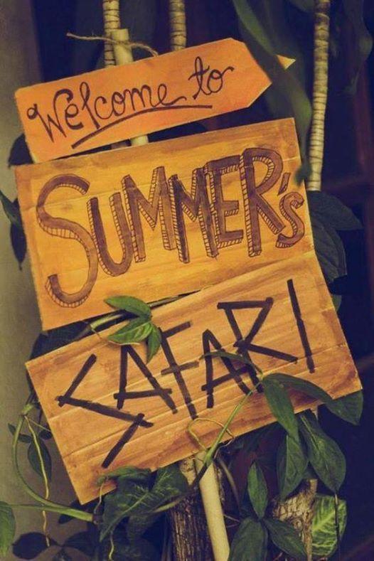 Summer Safari retreat September 27-29 2019