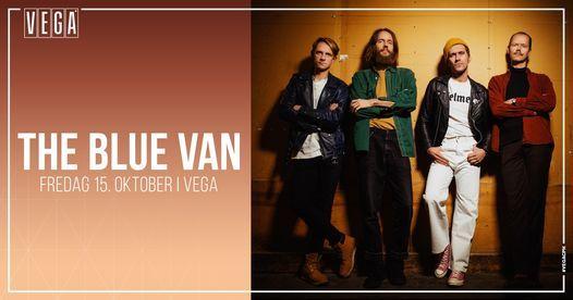 The Blue Van - VEGA, 5 February | Event in Copenhagen | AllEvents.in