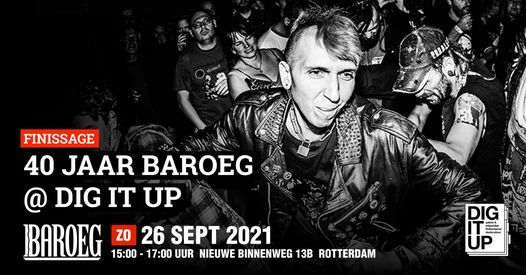 Finissage 40 jaar Baroeg, 26 September | Event in Rotterdam | AllEvents.in