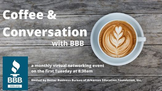 Coffee and Conversation: Cybersecurity, 5 October | Online Event | AllEvents.in