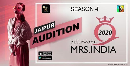 Dellywood Mrs. India 2020 (Season-4) Jaipur Audition