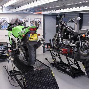 Praktijktraining Motorfietstechniek Klein Onderhoud