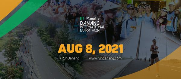 2021 Manulife Danang International Marathon, 8 August   Event in Danang   AllEvents.in