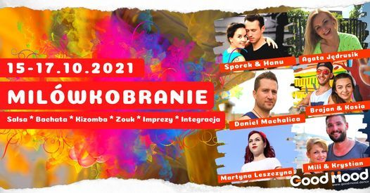 Milówkobranie ★ Salsa ★ Bachata ★ Kizomba ★ Zouk ★ Integracja!, 9 April | Event in Katowice | AllEvents.in