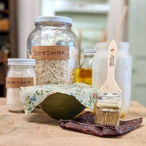 VIRTUAL Zero Waste Home Kitchen Workshop (Kit Included)