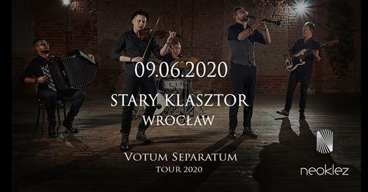 NeoKlez - klezmersko-bakaski koncert w Starym Klasztorze
