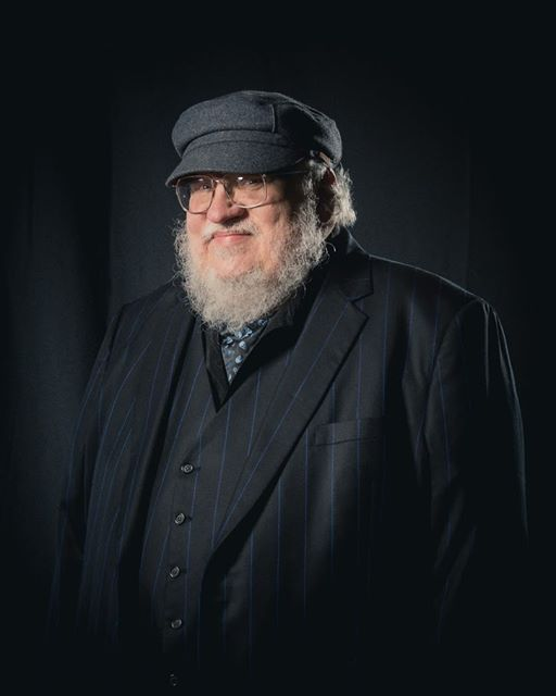 George R.R. Martin  Forbidden Planet