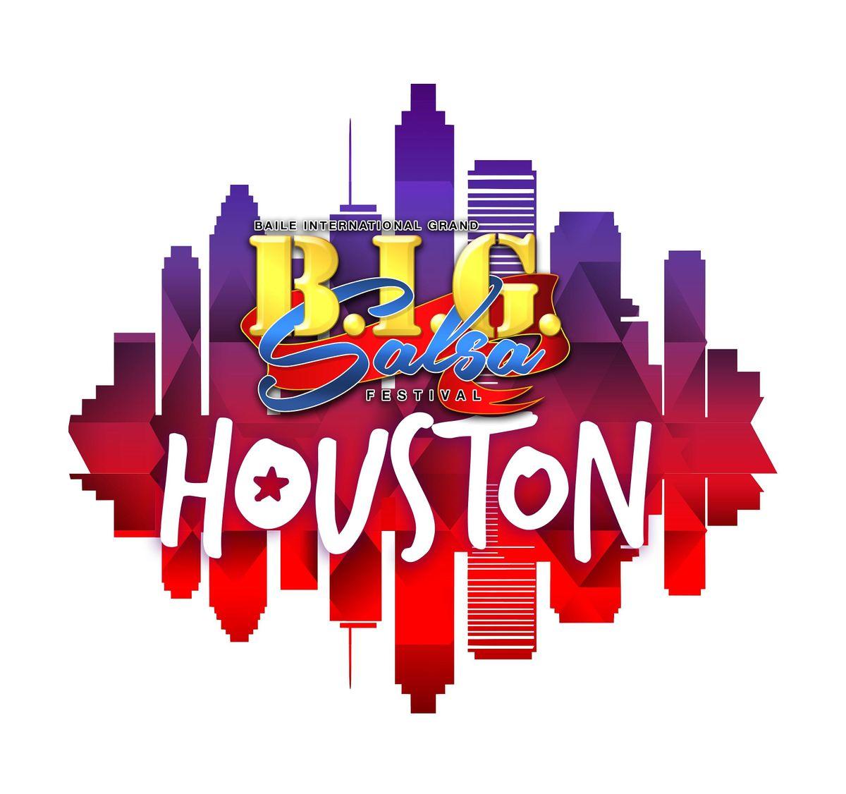 BIG Salsa Festival Houston 2020