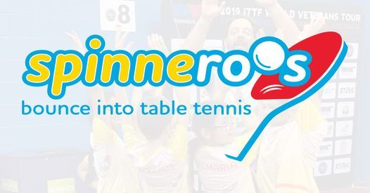 Spinneroos - Bounce into Table Tennis - Townsville