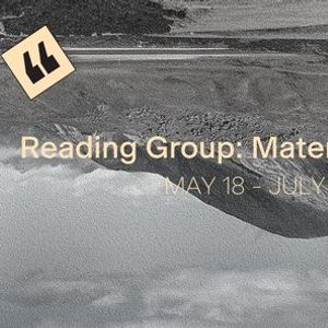 Reading Group Material Grounds