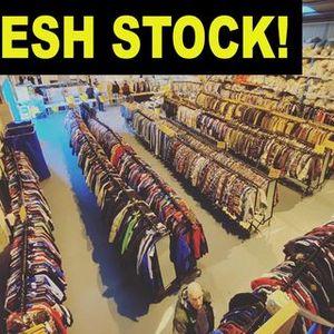 Hull Vintage Warehouse Sale - Fresh Stock 15 per kilo