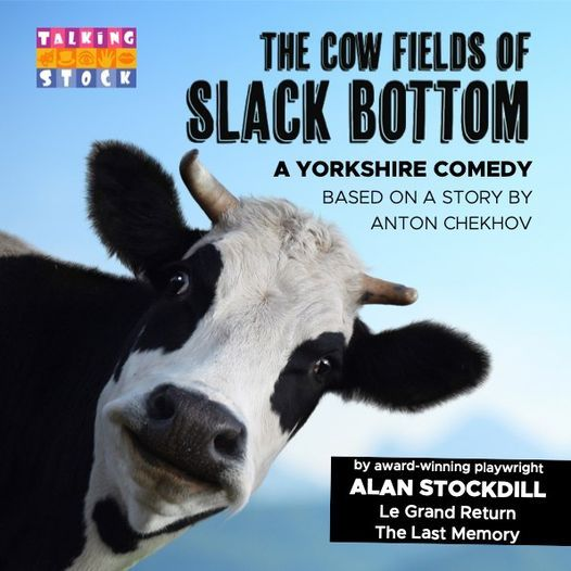 The Cow Fields of Slack Bottom by Alan Stockdill, 6 February | Event in Oldham | AllEvents.in