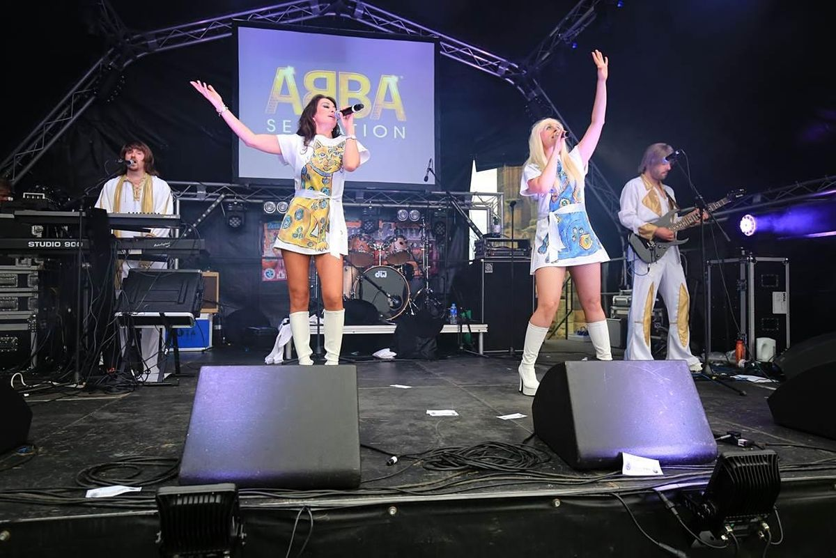 The Ultimate ABBA Christmas Party with ABBA Sensation, 4 December | Event in Louth | AllEvents.in